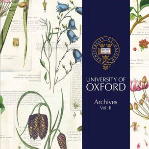 Винил University of Oxford Archives vol.2